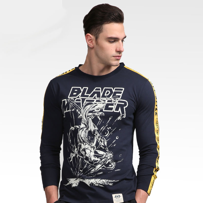 Limited Edition LOL Master Yi T-shirt League Legends Long Sleeve Tees