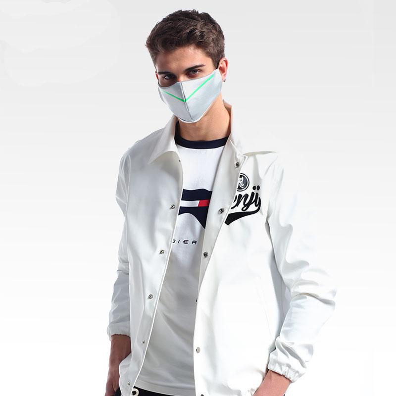 Прохладный Overwatch Gengi куртка Blizzard OW игры косплей ткань