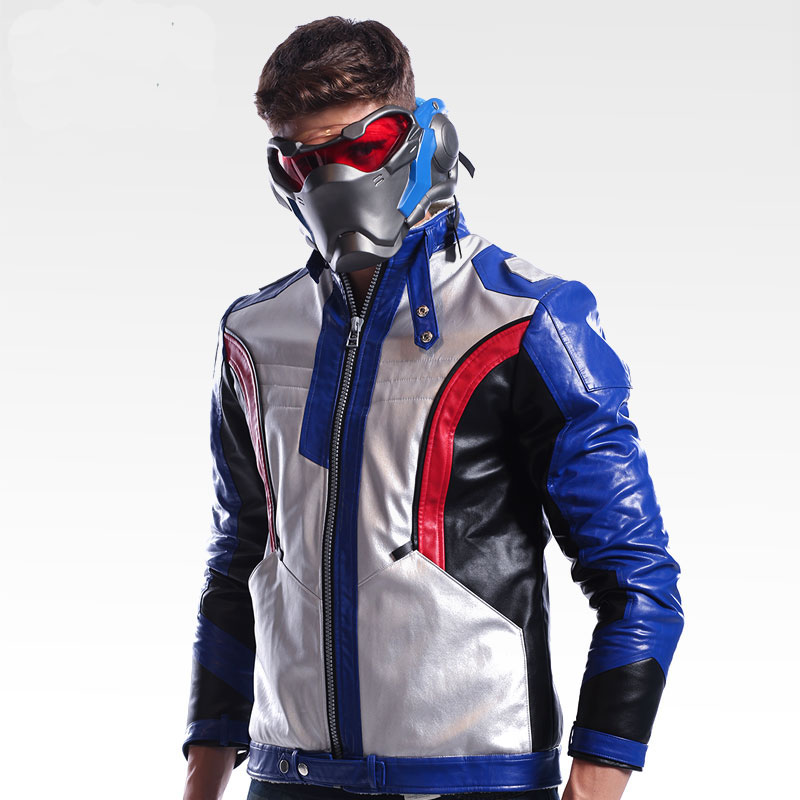 Overwatch soldier 76 cosplay