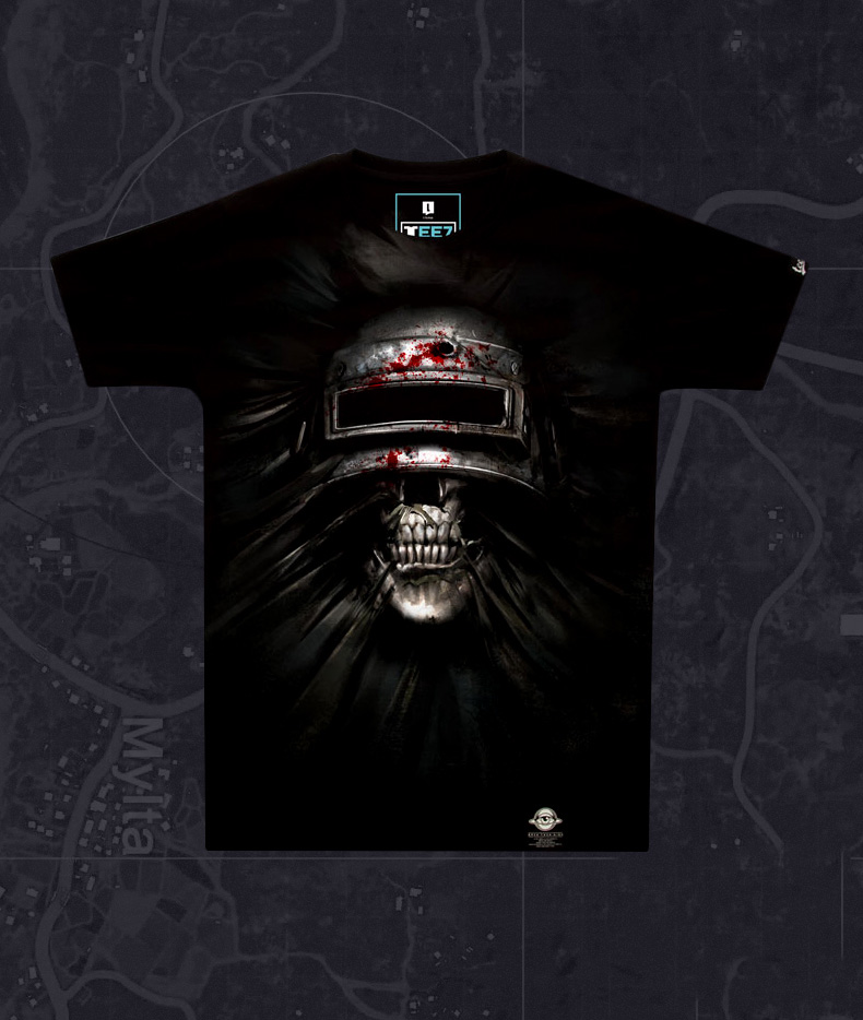 Player unknown's Battle grounds T-shirt