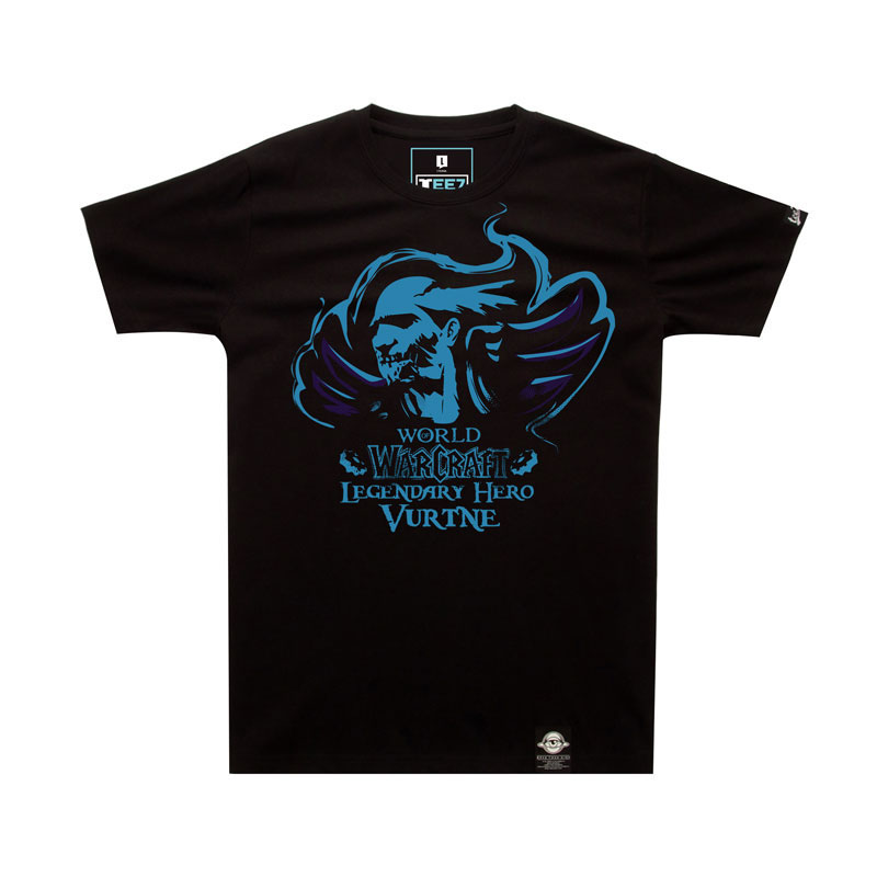World of Warcraft WOW Vurtne Tshirt
