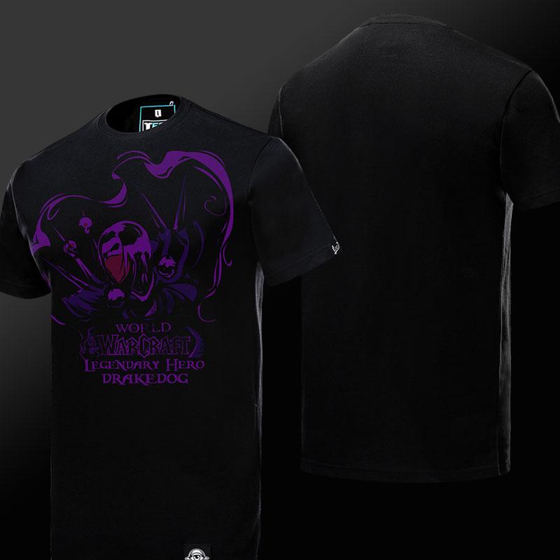 World of Warcraft Drakedog T-shirts