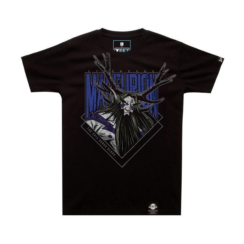Limited Edition World of Warcraft Malfurion Stormrage T-shirt