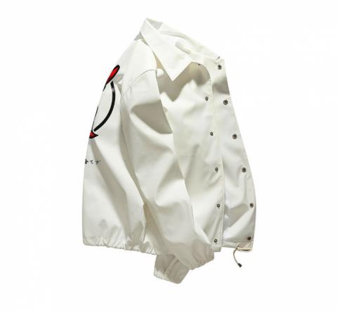 Cool Overwatch Gengi Jacket Blizzard OW Game Cosplay Cloth