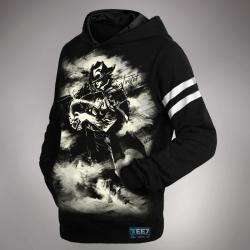 Ink Print LOL Card Master Sweatshirt legue of legends Twisted Fate Hoodie