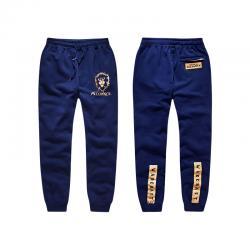 Χιονοθύελλα Κόσμος warcraft Alliace λογότυπο παντελόνι μπλε wow παντελόνι παιχνίδι