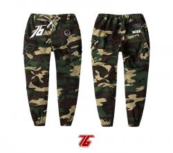 Overwatch Soldier 76 Sweatpants Camouflage OW Game Hero Pants