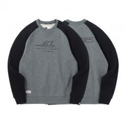Playerunknown'S Battlegrounds Hoodie PUBG Game Gray+ Black Sweatshirt
