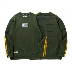 PUBG Armory Hoodie Playerunknown'S Battlegrounds Army Green Sweatshirt