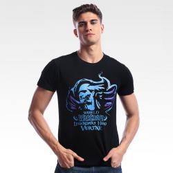 World of Warcraft WOW Vurtne Tshirt