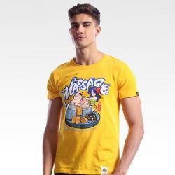 Bragon Ball Funny Buu T-shirts