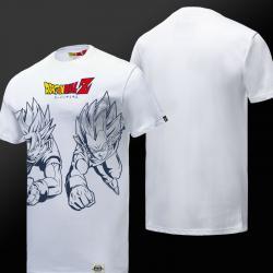 Dragon Ball Z Vegeta and Son Goku T-shirts