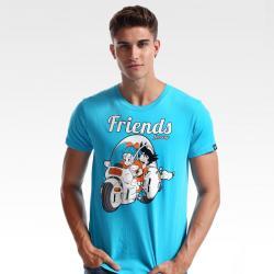 Dragon Ball Z Little Son Goku T-shirts Friends Forever Tee