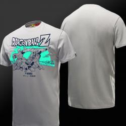 Dragon Ball Z Son Goku VS Ginews Special Sentai T-shirt