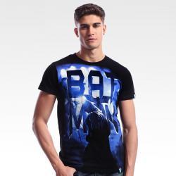 Superhero Batman T-shirt Darkness Design Tee Shirts For Mens