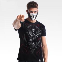 Cool Overwatch Reaper T-shirt Men Black Shirts