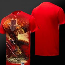 DOTA 2 Juggernaut T-shirt Defense of the Ancients Hero Tee