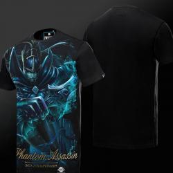 DOTA 2 Phantom Assassin T-shirt Verteidigung des alten Helden T-Shirts