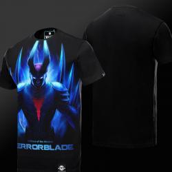 Limited Editon DOTA 2 Terrorblade T-shirt Qualität schwarze Tees